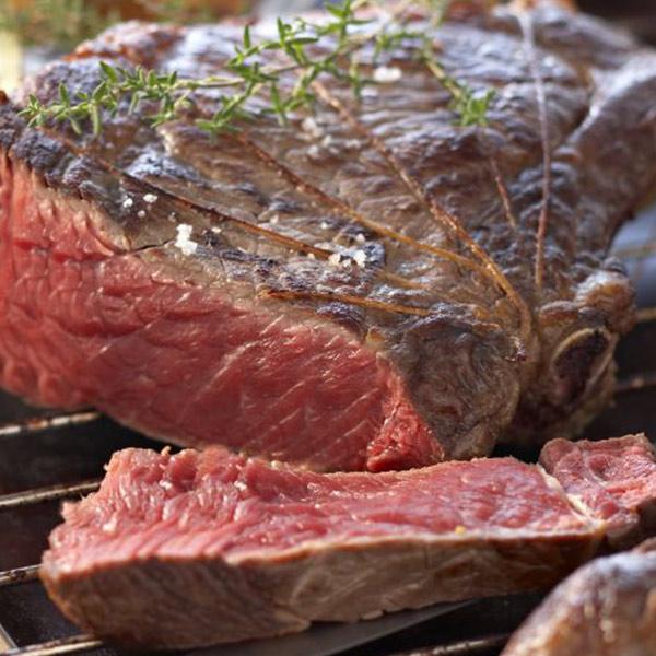 Sélection de viande maturée